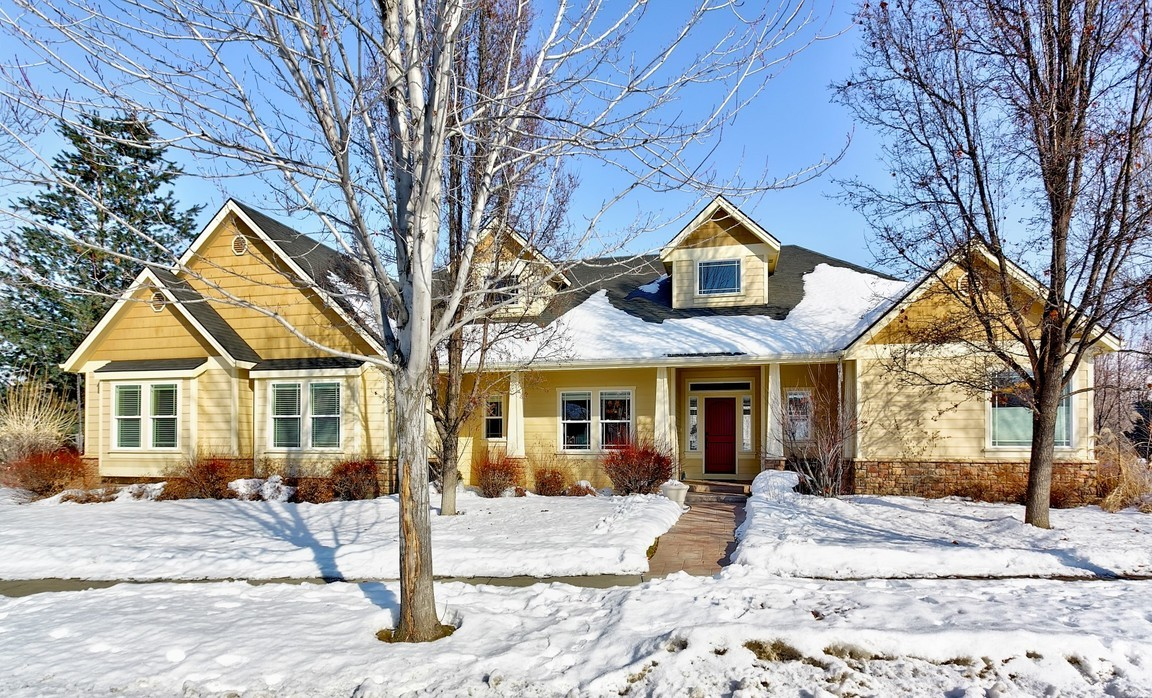 5088 W Hidden Springs Dr Garden City Id For Sale 567 500