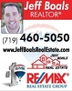 Real Estate Agents: Jeff Boals, Fountain, CO