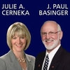 Real Estate Agents: J. Paul Basinger & Julie A Cerneka, North-lima, OH