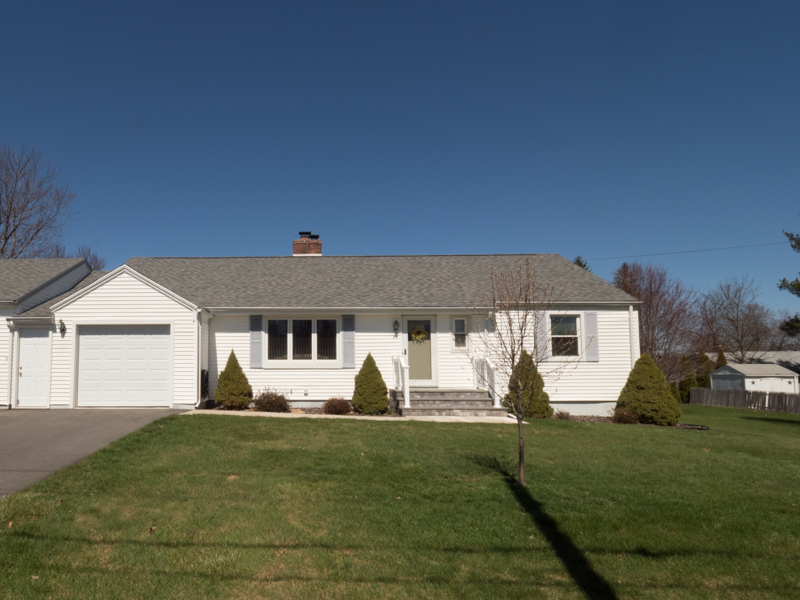 95 Amherst St Wethersfield Ct For Sale 228 000