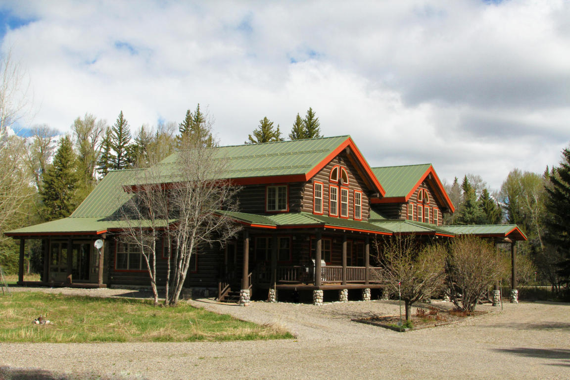 550 E Cloudveil Road Jackson Wy For Sale 3 995 000