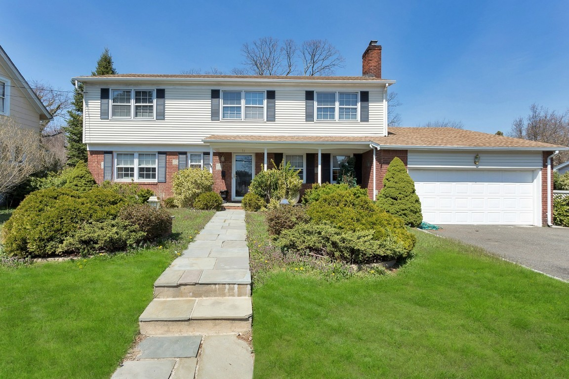 54 roosevelt avenue syosset ny for sale 858 000 for Home vom