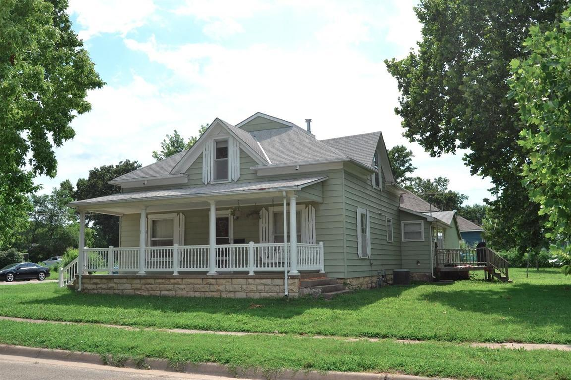 601 Logan Street Chapman Ks For Sale 105 900