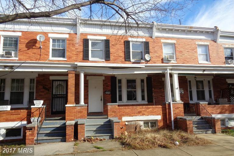 3316 ramona ave baltimore md for sale 60 000 for Baltimore houses for sale