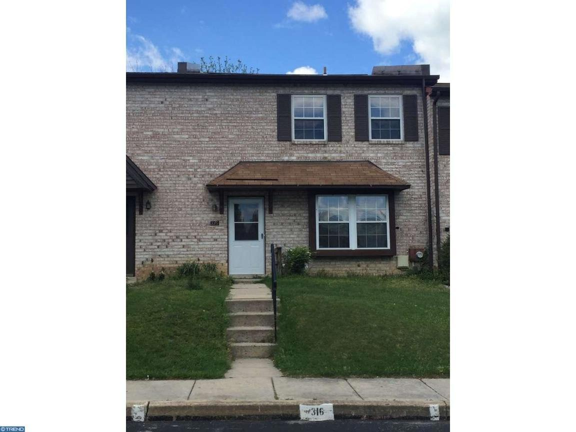 316 kidwelly ct exton pa for rent 1 700