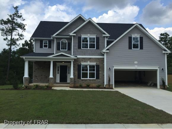 fayetteville nc new homes for sale