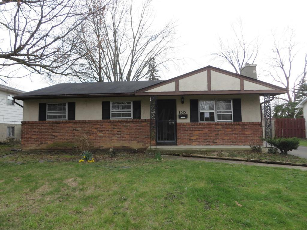1315 Chesterton Lane Columbus Oh For Sale 78 000