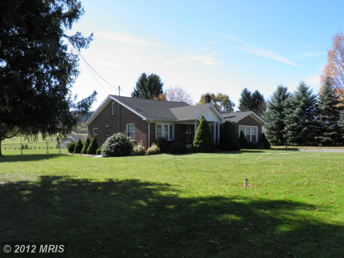 1086 Mosser Road, Mc Henry, MD, 21541 -- Homes For Sale