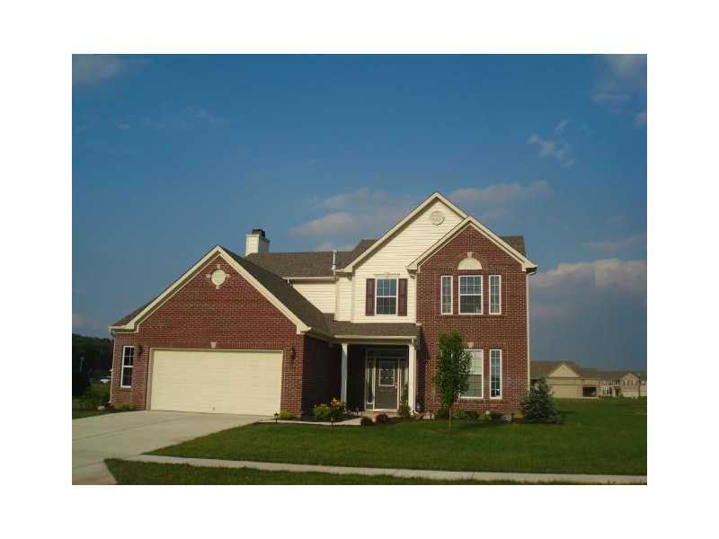 1123 Preakness Dr, Avon, IN, 46123 -- Homes For Rent