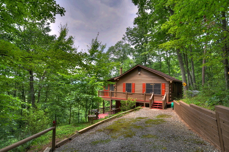 445 Laurel Creek Rd Blue Ridge Ga 30522 For Sale