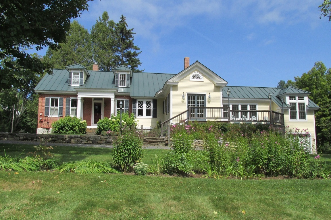 5021 South Road South Woodstock Vt For Sale 525 000