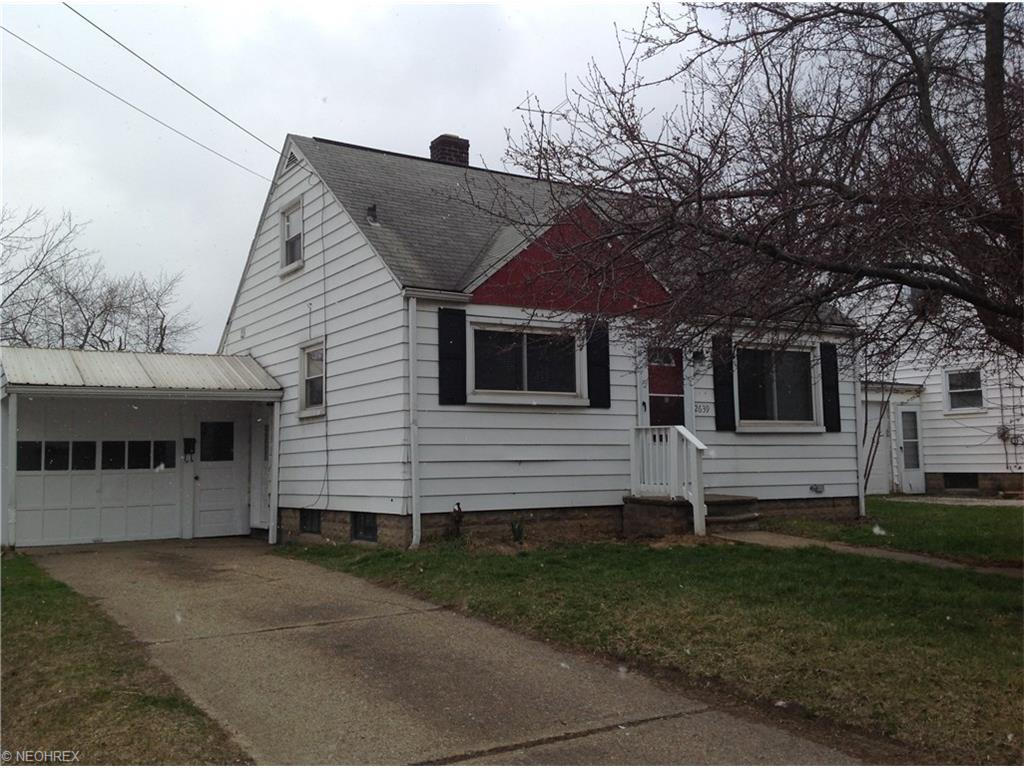 2639 Fletcher Ave Northeast Canton Oh 44705 For Sale