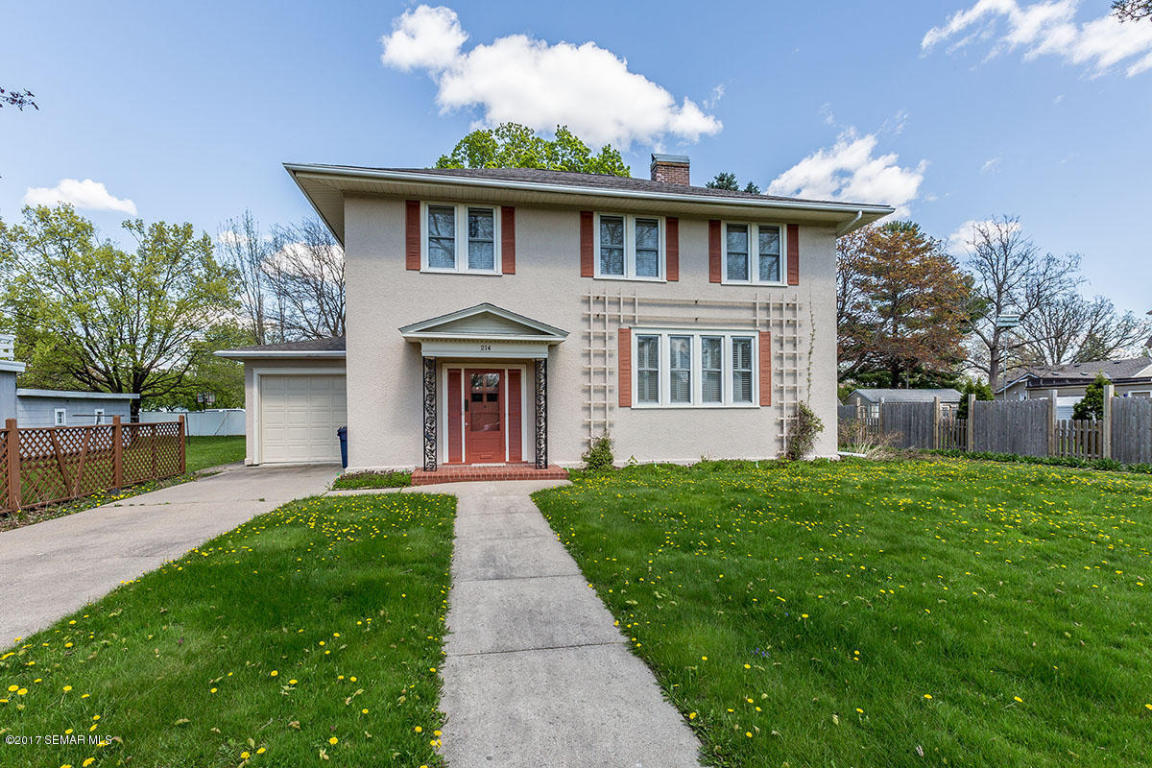 214 n oak street lake city mn for sale 219 900 for Home vom