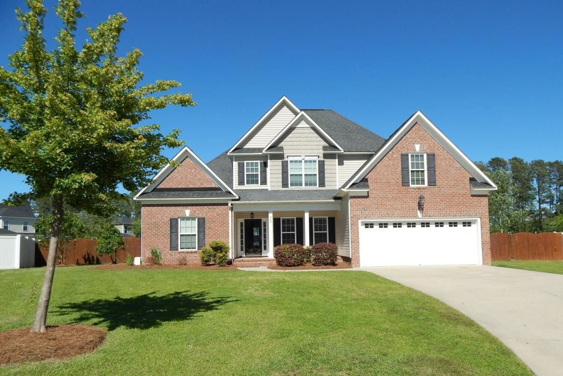 800 mill creek drive greenville nc for sale 250 000 for Greenville house