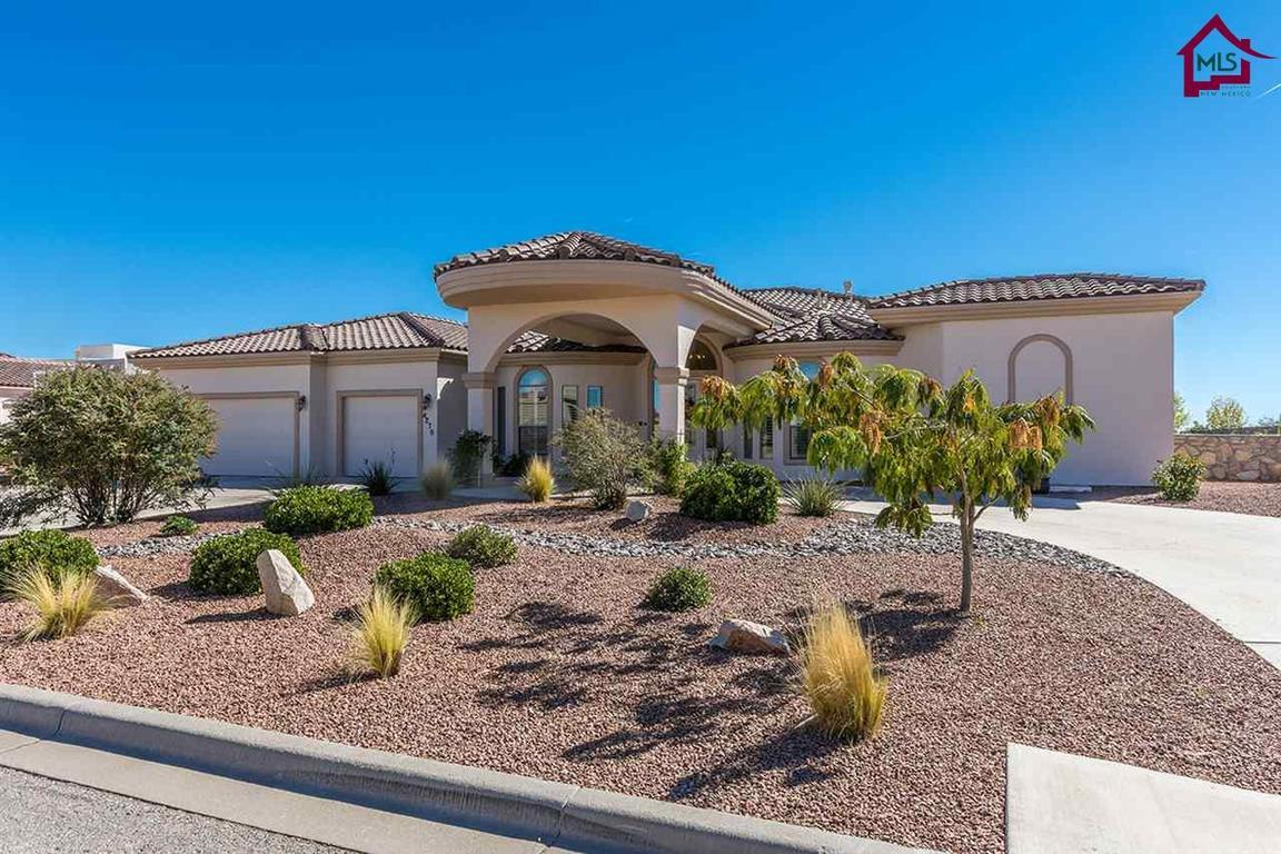 4270 venetian loop las cruces nm for sale 539 000 for Home builders in las cruces