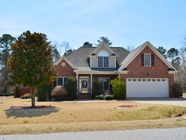 6953 Ogburn Farms Drive, Willow Spring, NC, 27592 -- Homes For Sale