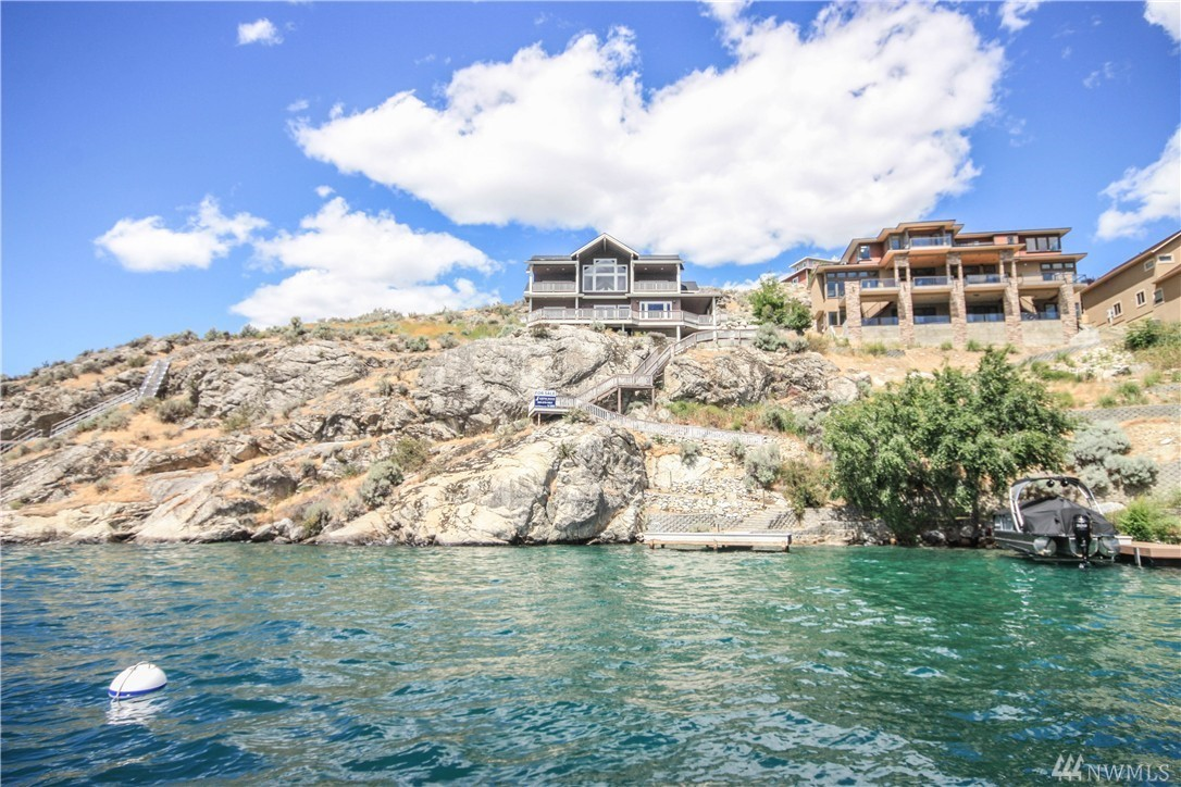 Waterfront Homes For Sale Chelan Wa
