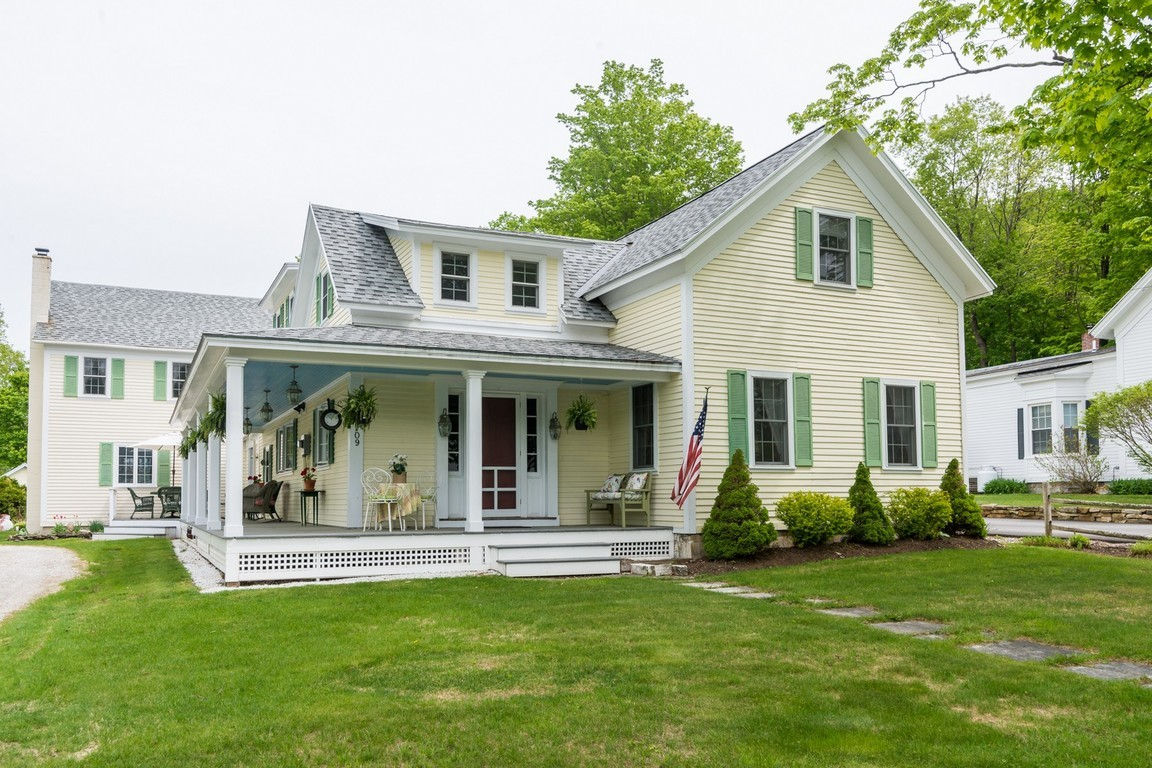 109 Mad Tom Rd East Dorset Vt For Sale 399 000