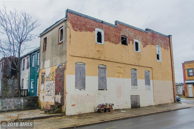 427 pulaski street south baltimore md 21223 for sale for Baltimore houses for sale