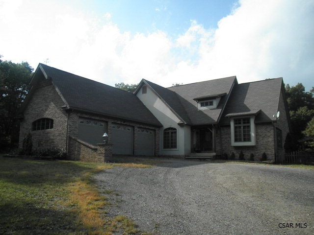 333 shawnee view rd central city pa for sale 299 000 for Home builders in central pa