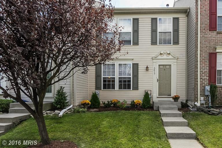 5317 leavers court rosedale md 21237 for sale