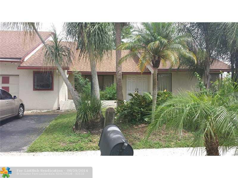 7315 Nw 47th Pl, Fort Lauderdale, FL, 33319 -- Homes For Rent
