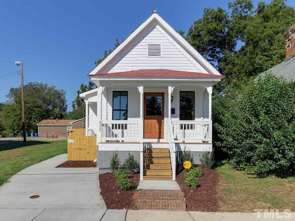 322 haywood street raleigh nc for sale 325 000