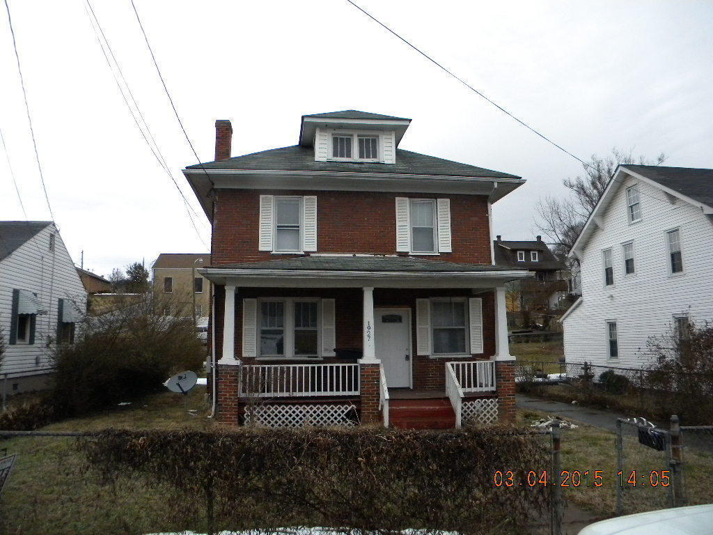 1927 hanover ave nw roanoke va for sale 52 500 for Home builder in roanoke va