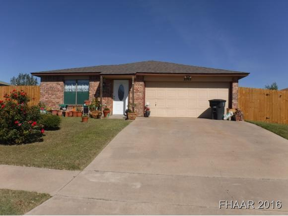 2703 casey drive killeen tx for sale 92 000 for Home builders killeen tx