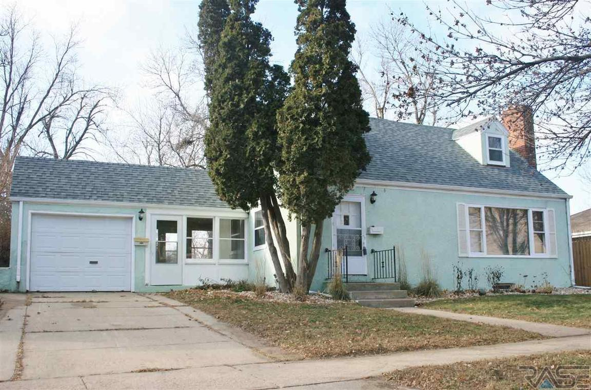 1705 S Menlo Ave Sioux Falls Sd For Sale 134 900