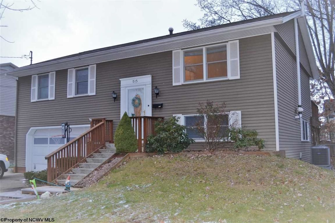 515 Meridan Street Morgantown Wv For Sale 239 000