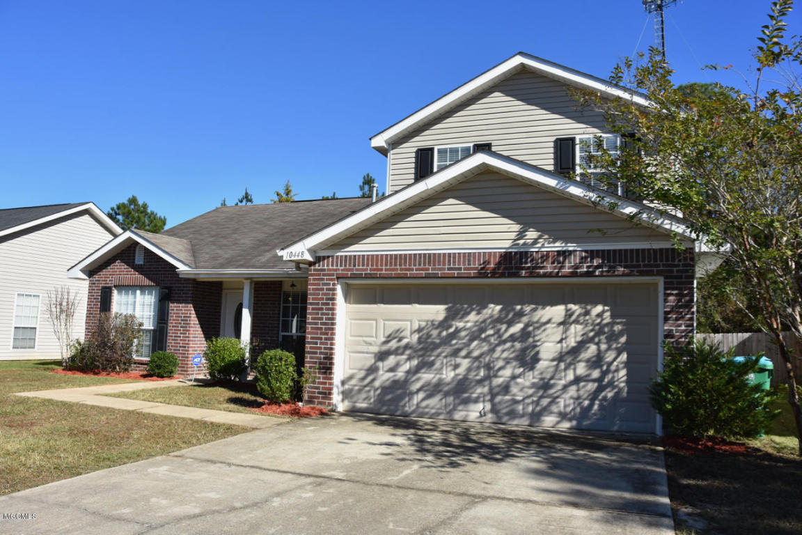 10448 Steeplechase Dr Gulfport Ms For Sale 160 000