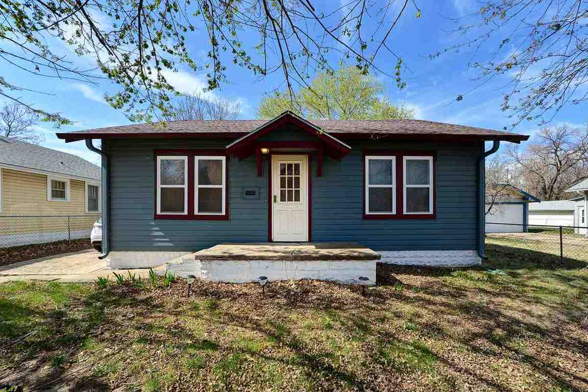 233 N Meridian Ave Wichita Ks For Sale 62 000