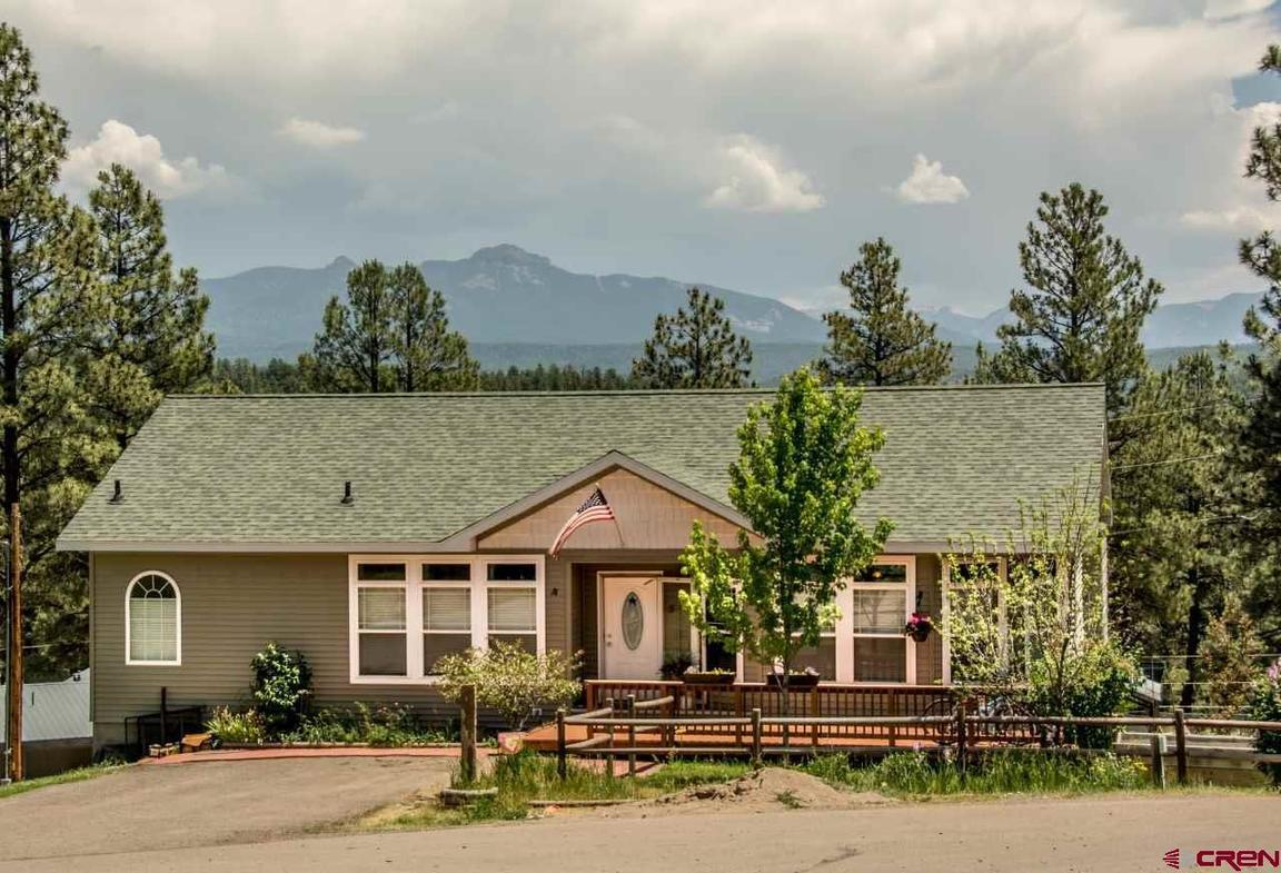 5 bienvenido circle pagosa springs co for sale 299 000
