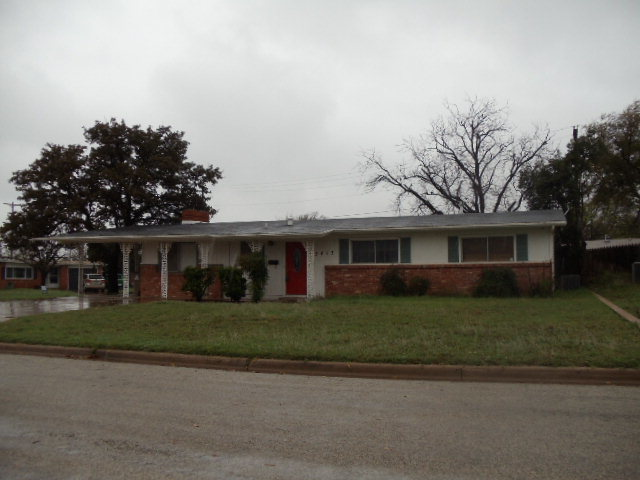 2417 Rutgers Ave San Angelo Tx For Sale 126 000