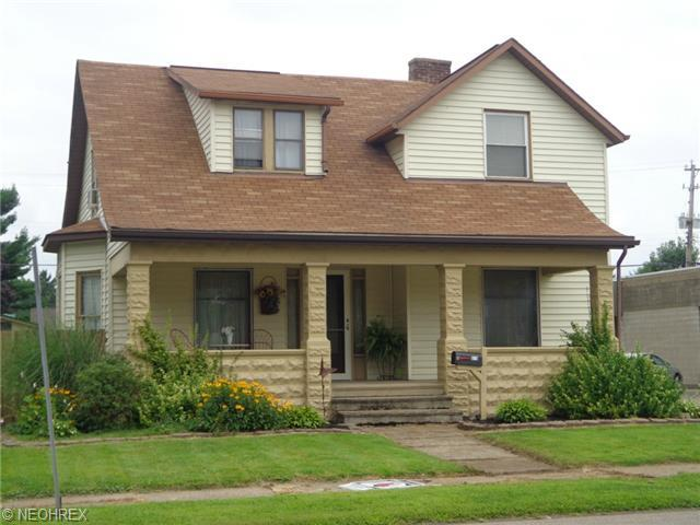619 Tuscarawas Ave Northwest, New Philadelphia, OH, 44663 -- Homes For Sale
