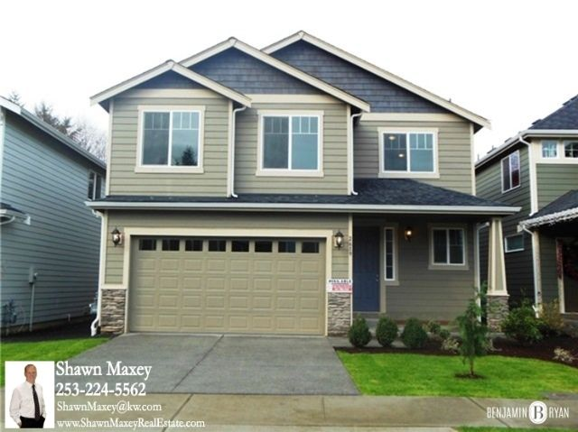 14730 55th Ave Ct E Puyallup Wa For Sale 264 950