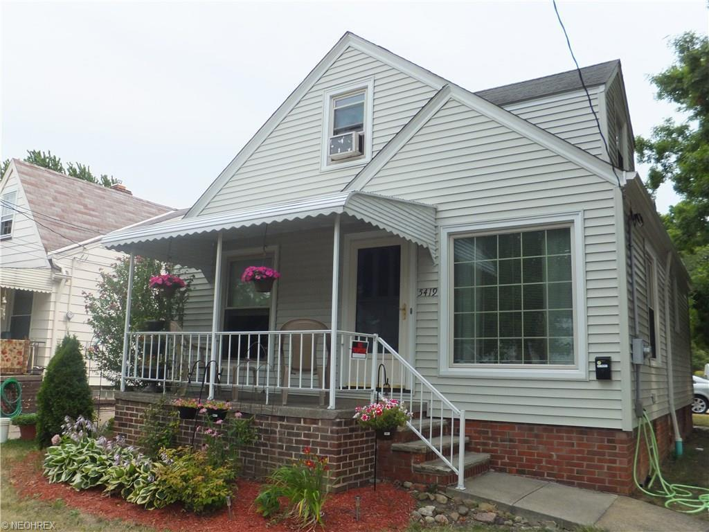 5419 Biddulph Ave Cleveland Oh For Sale 79 900