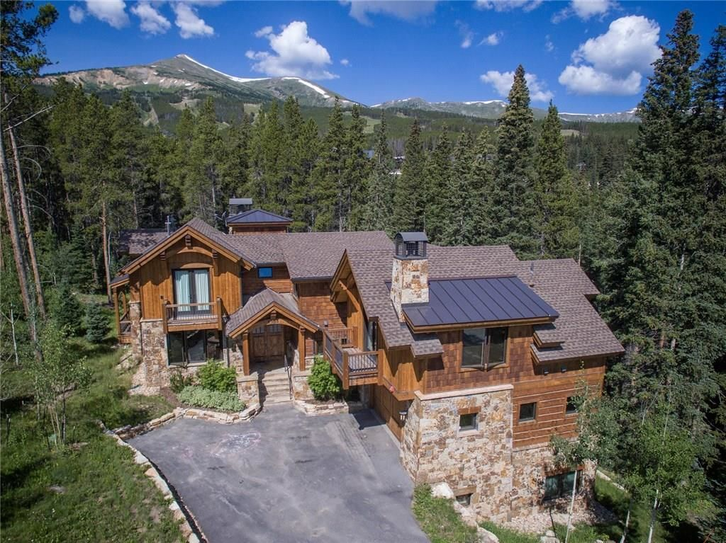 1354 Glenwild Drive Breckenridge Co For Sale 3 399 000