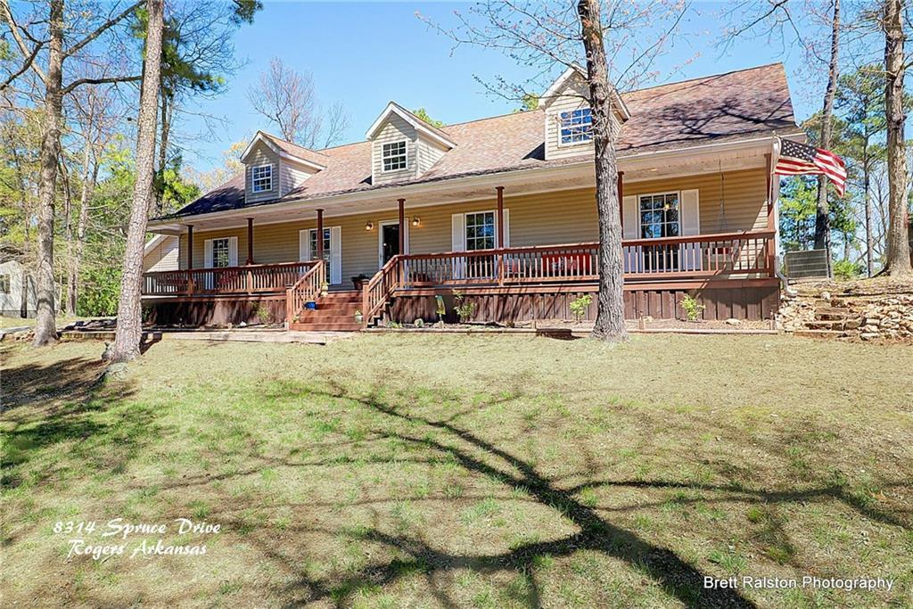 8314 spruce dr rogers ar 72756 for sale