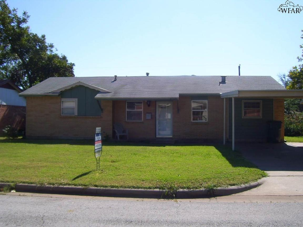 4113 Mustang Street Wichita Falls Tx For Sale 89 500