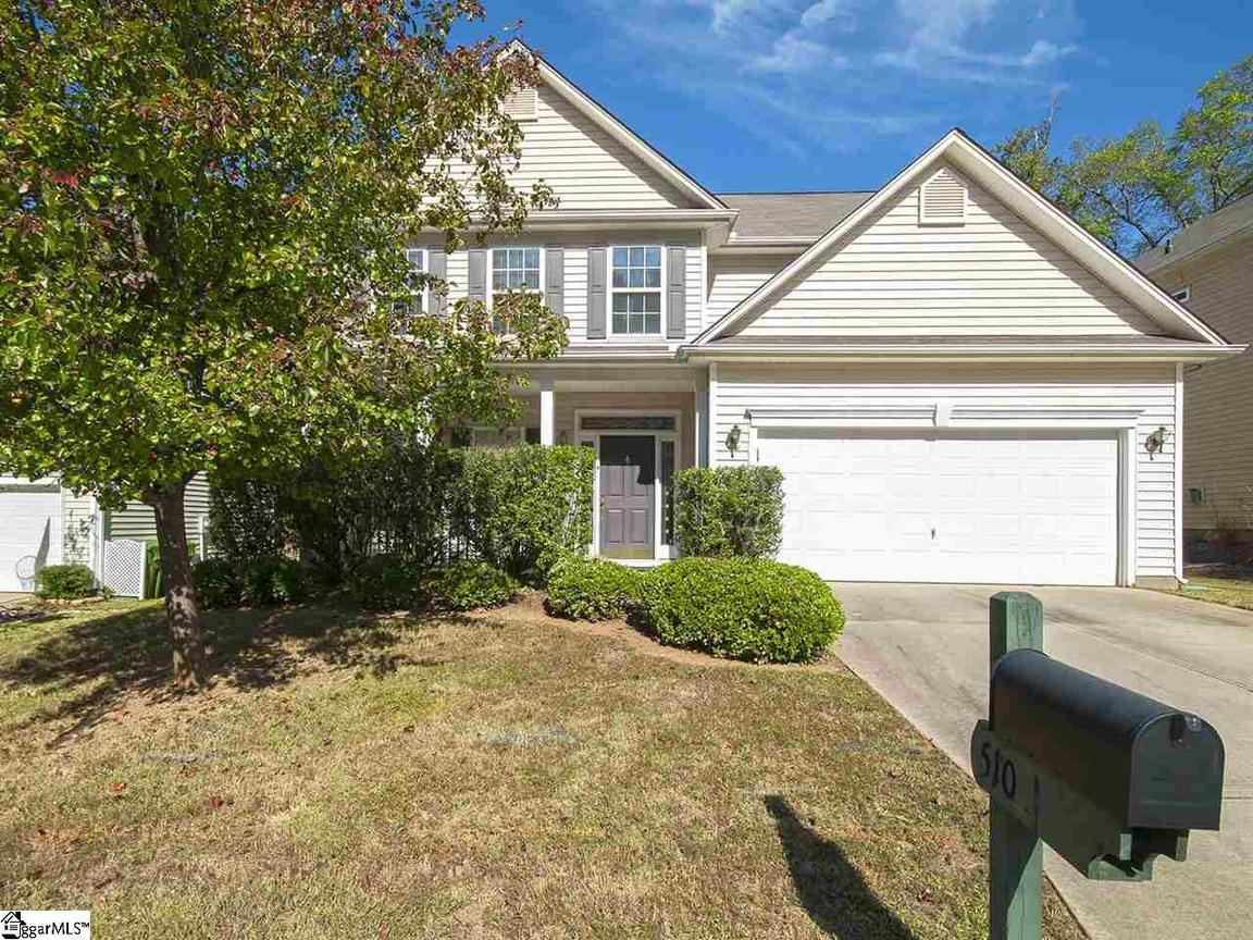 510 Grafton Court Greer Sc For Sale 199 000