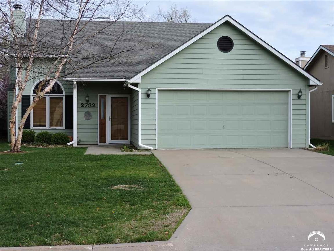 2732 Meadow Drive Lawrence KS 66047 For Sale