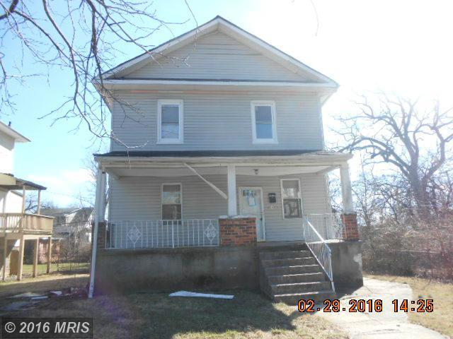 4033 boarman avenue baltimore md 21215 for sale for Baltimore houses for sale
