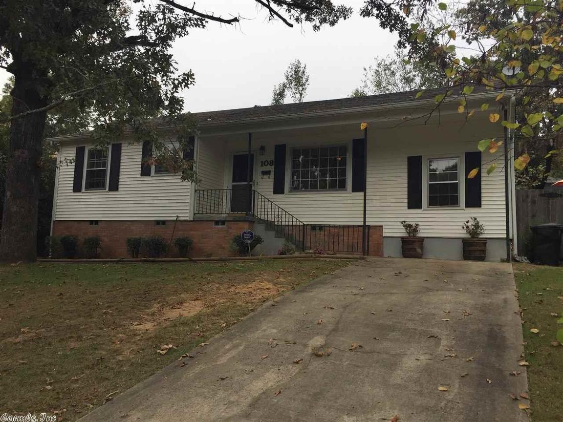 108 jewell road little rock ar for sale 209 900 for Cost to build a house in little rock