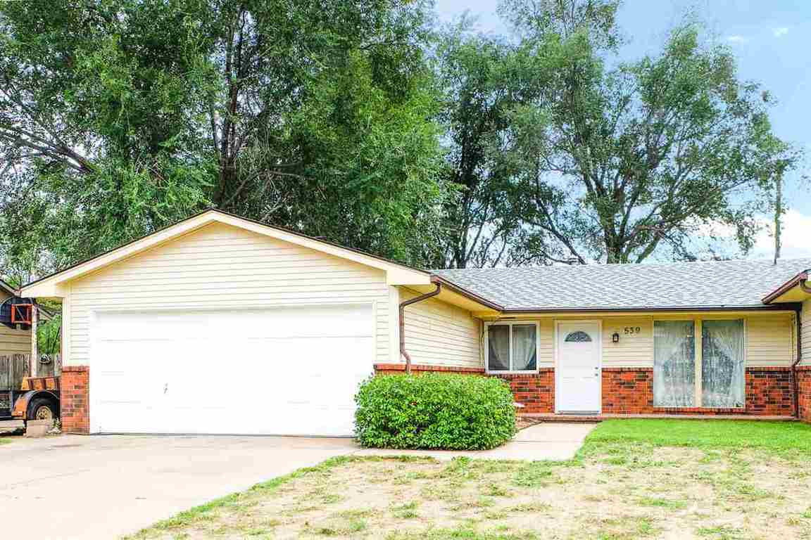 539 W Campus Ave Wichita Ks For Sale 82 900