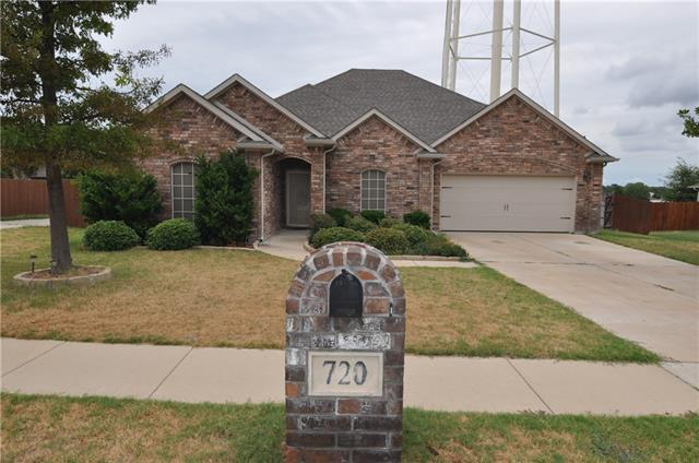 720 Saddle Ridge Trail Weatherford Tx For Sale 209 900