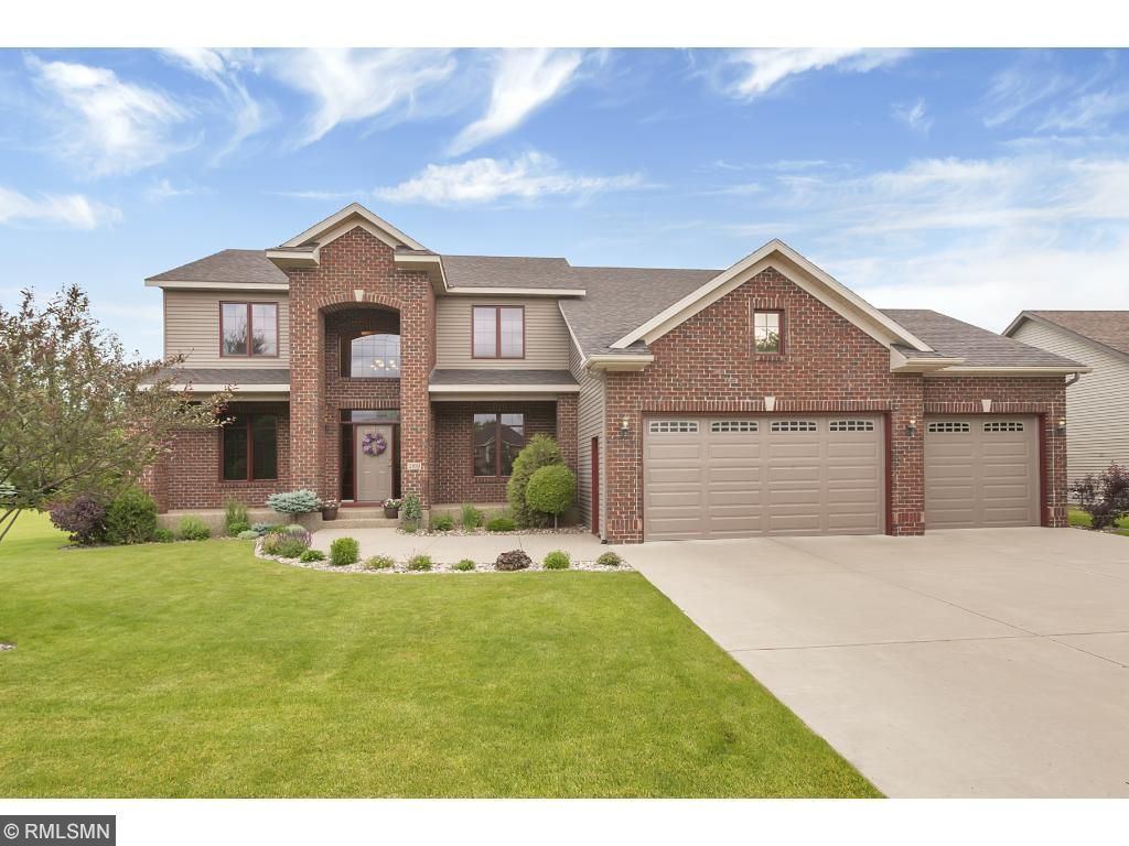 2169 mill pond drive saint cloud mn for sale 469 900 for Home vom
