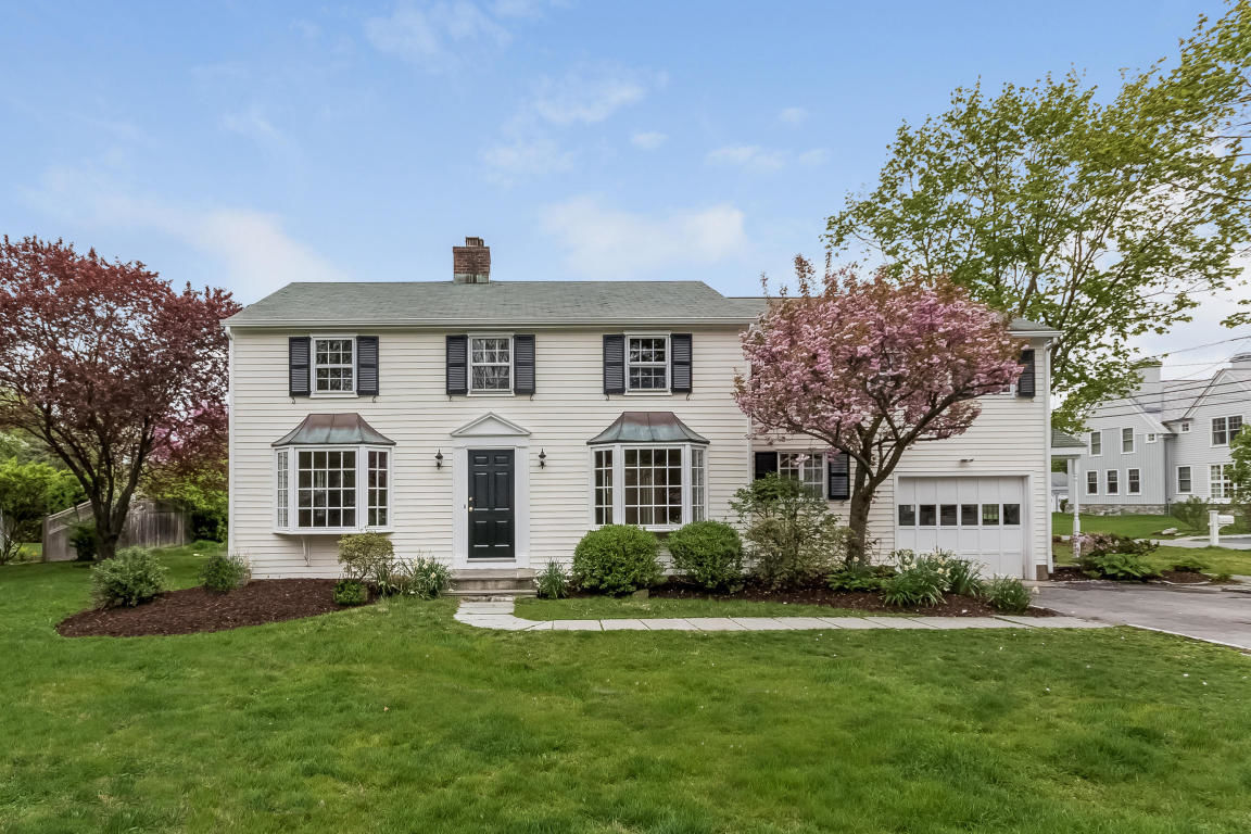 27 Waverly Road Darien Ct For Sale 1 525 000