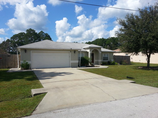 8 Russman Lane, Palm Coast, FL, 32164 -- Homes For Sale